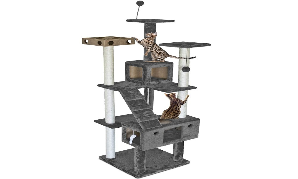 Best Cat Tree for Small Apartment