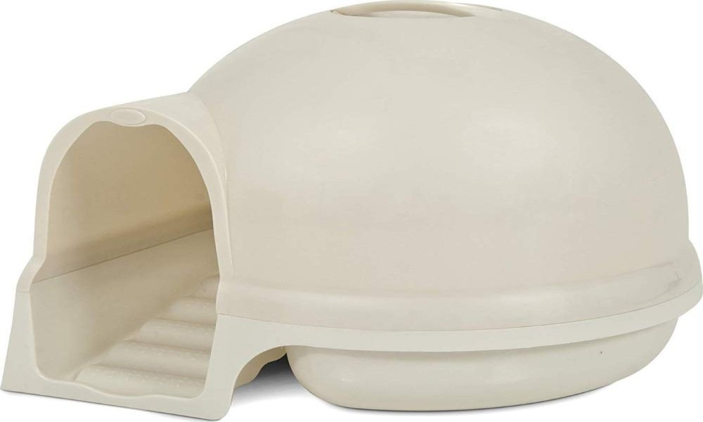 Petmate Clean Step Litter Dome