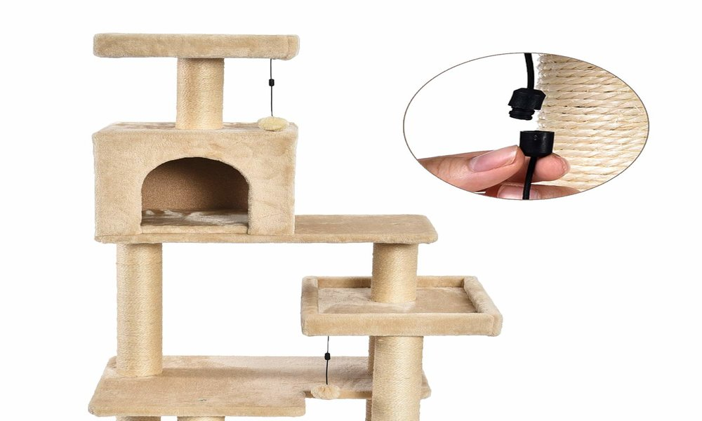 Armarkat Cat Tree Review