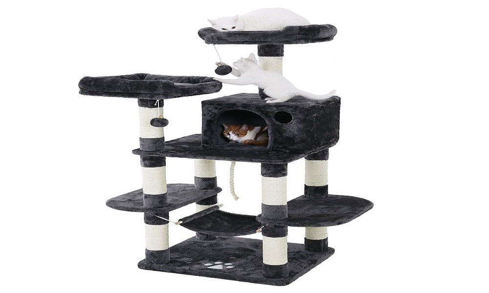 Feandrea Songmics Cat Tree Review