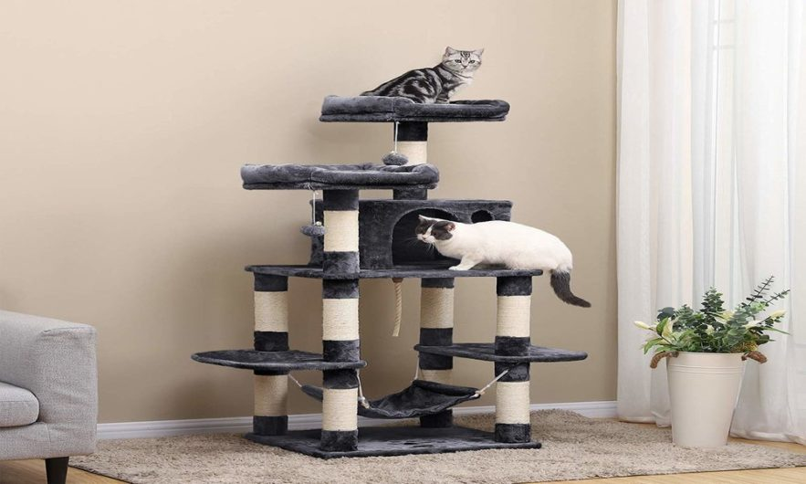 Feandrea Songmics Cat Tree Reviews