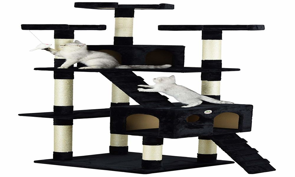Go Pet Club Cat Tree Reviews