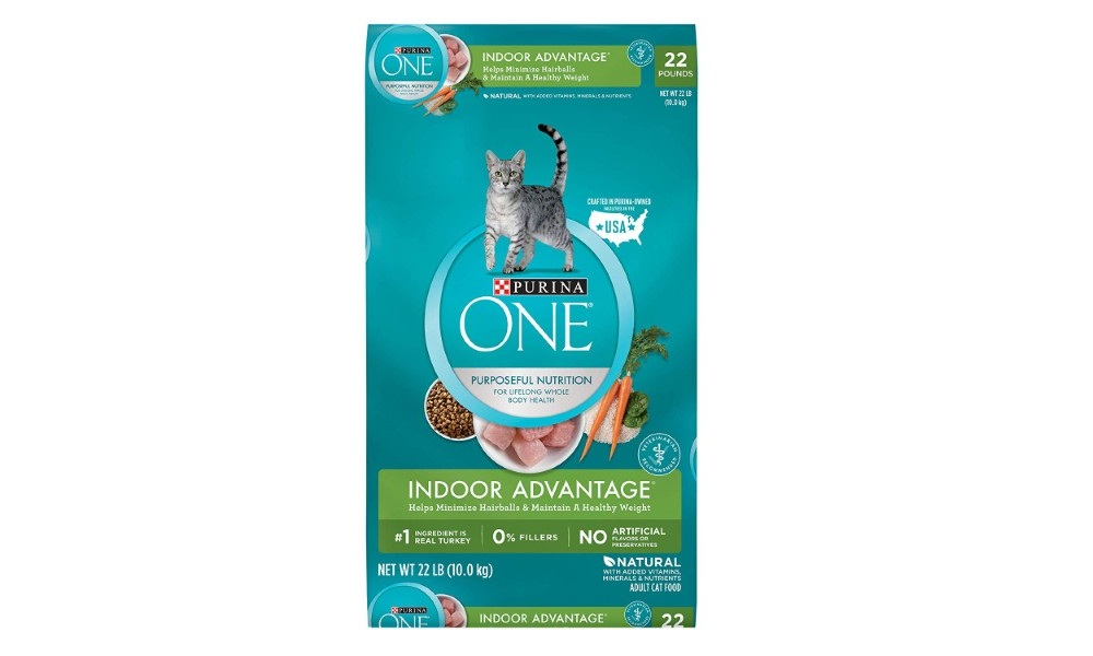 Purina One Indoor Cat Food