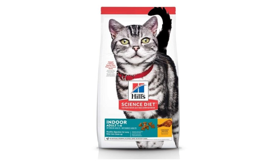 Hill's Science Diet Cat Food Reviews
